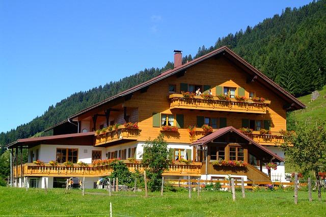 velký horský hotel