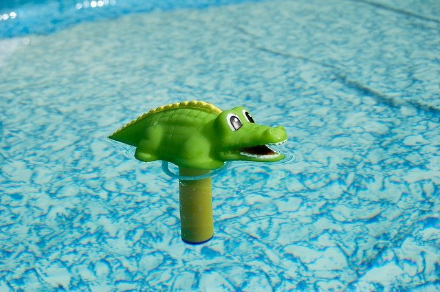 Teploměry do bazénu