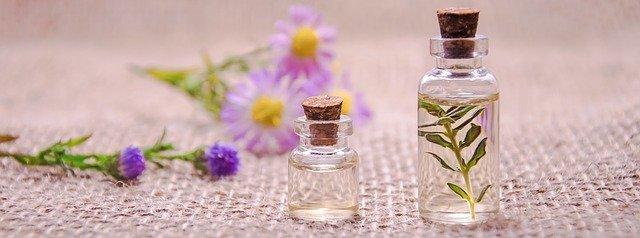 květinové oleje