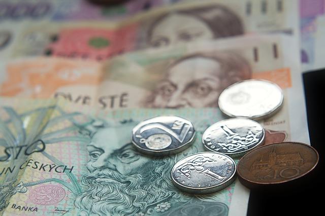peníze naší republiky