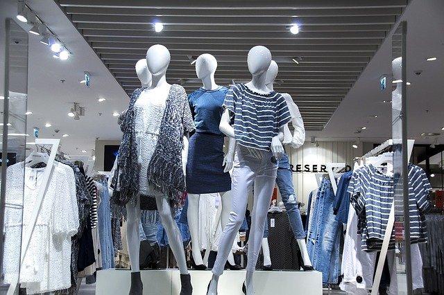 modní oděv