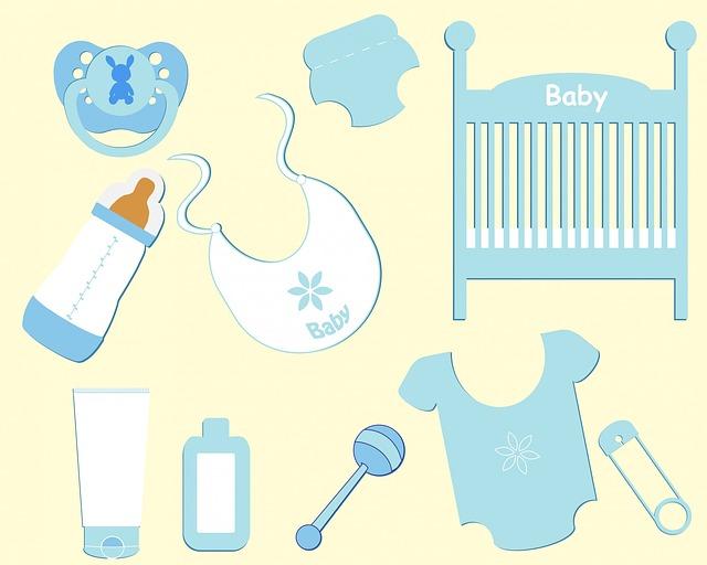 potřeby miminka