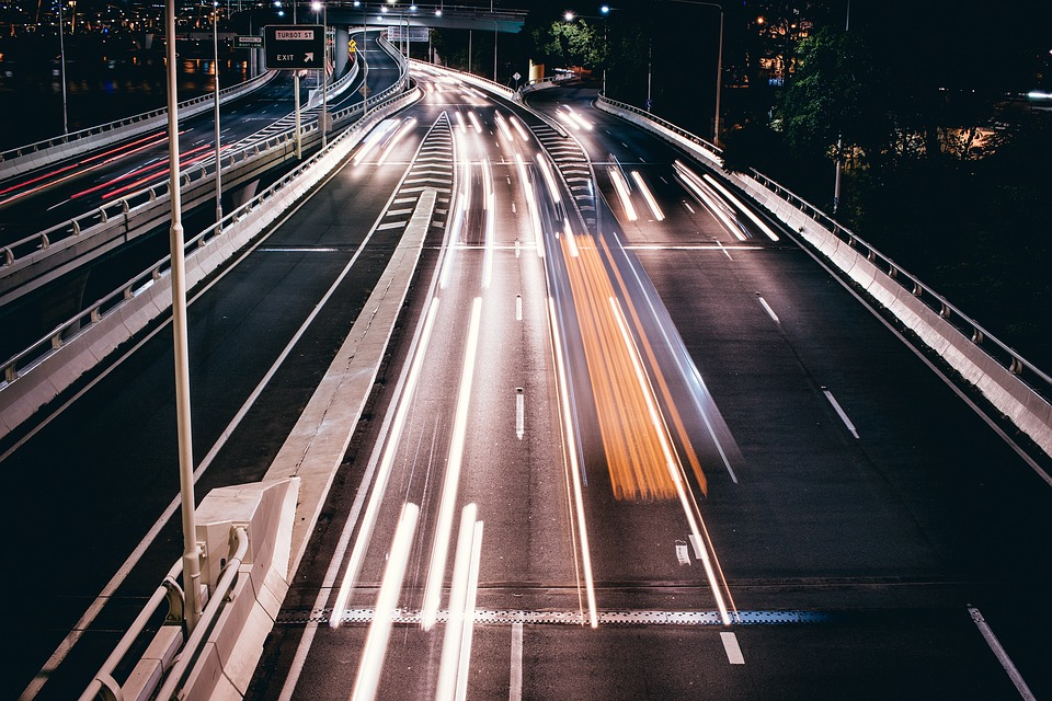 městský provoz